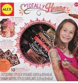 Alex Totalement Henné