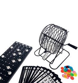 Jeux de Bingo, 300 Jetons-50 cartes