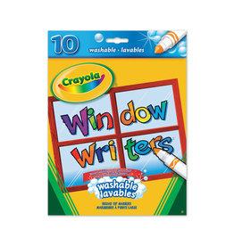 Crayola 10 marqueurs pour fenêtres