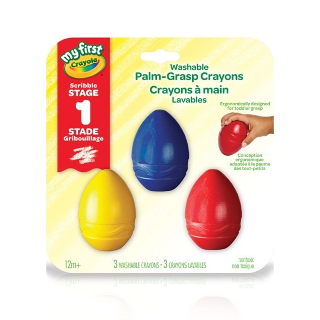 Crayola Crayons a main lavable my first