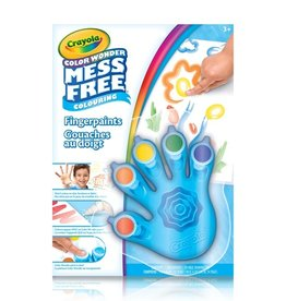 Crayola Peinture au doigt et papier