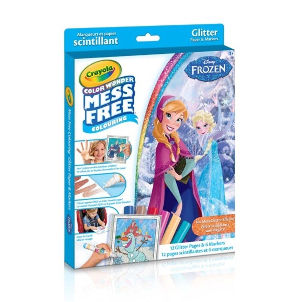 Crayola CW La reine des neiges