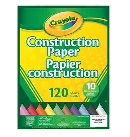 Crayola Bloc de papier de bricolage 120 pgs