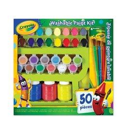 Crayola Trousse de peinture lavable