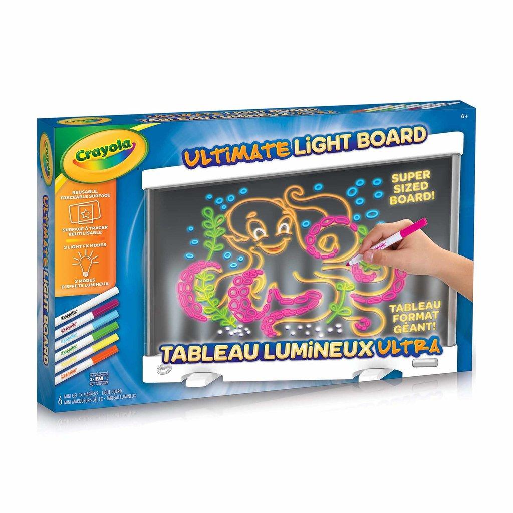 Crayola Tableau lumineux ultra