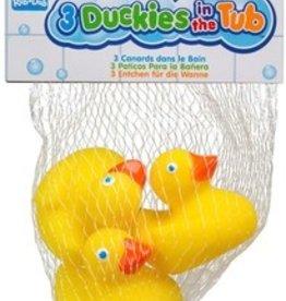 Alex 3 canards de bain