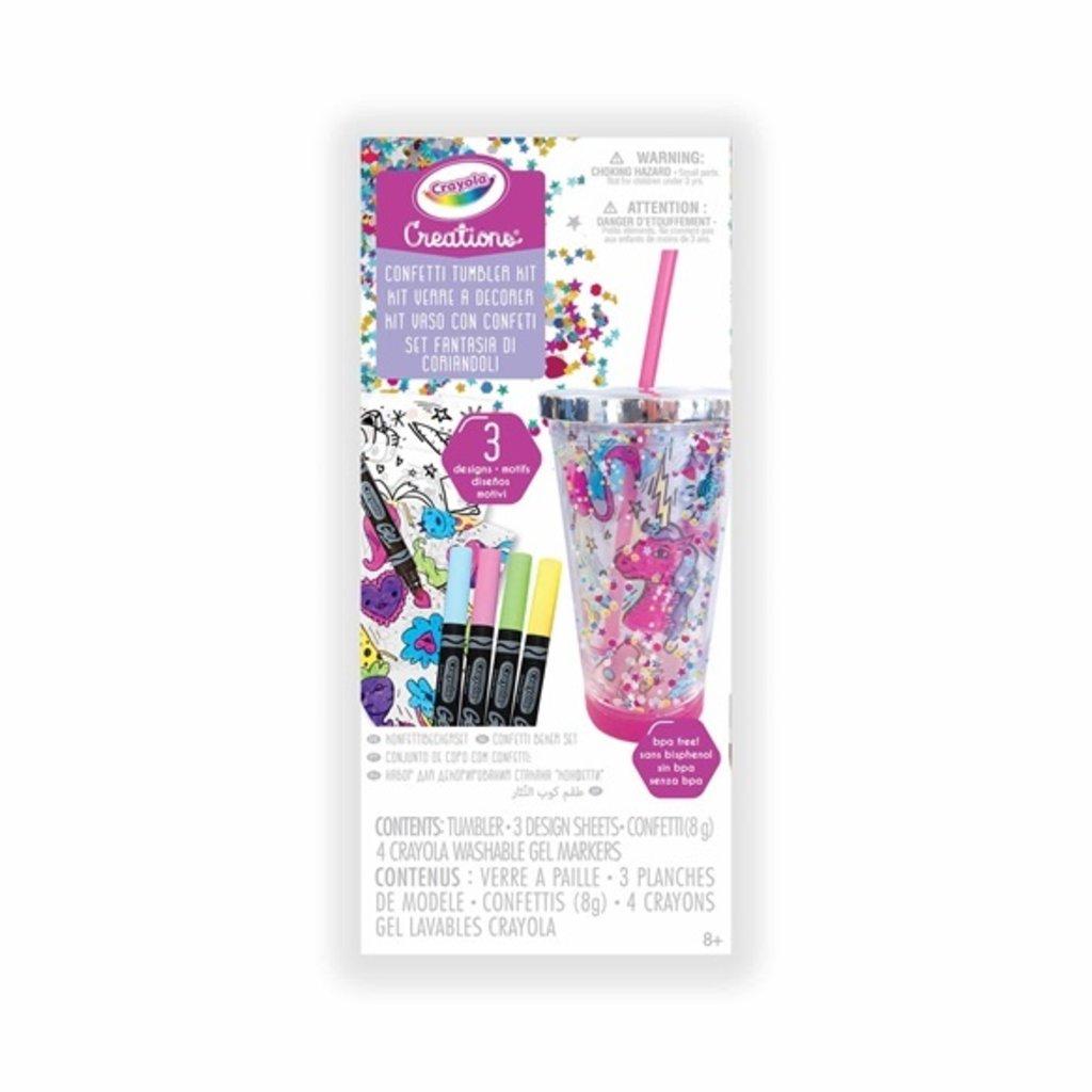 Crayola Kit verre a decorer Creations
