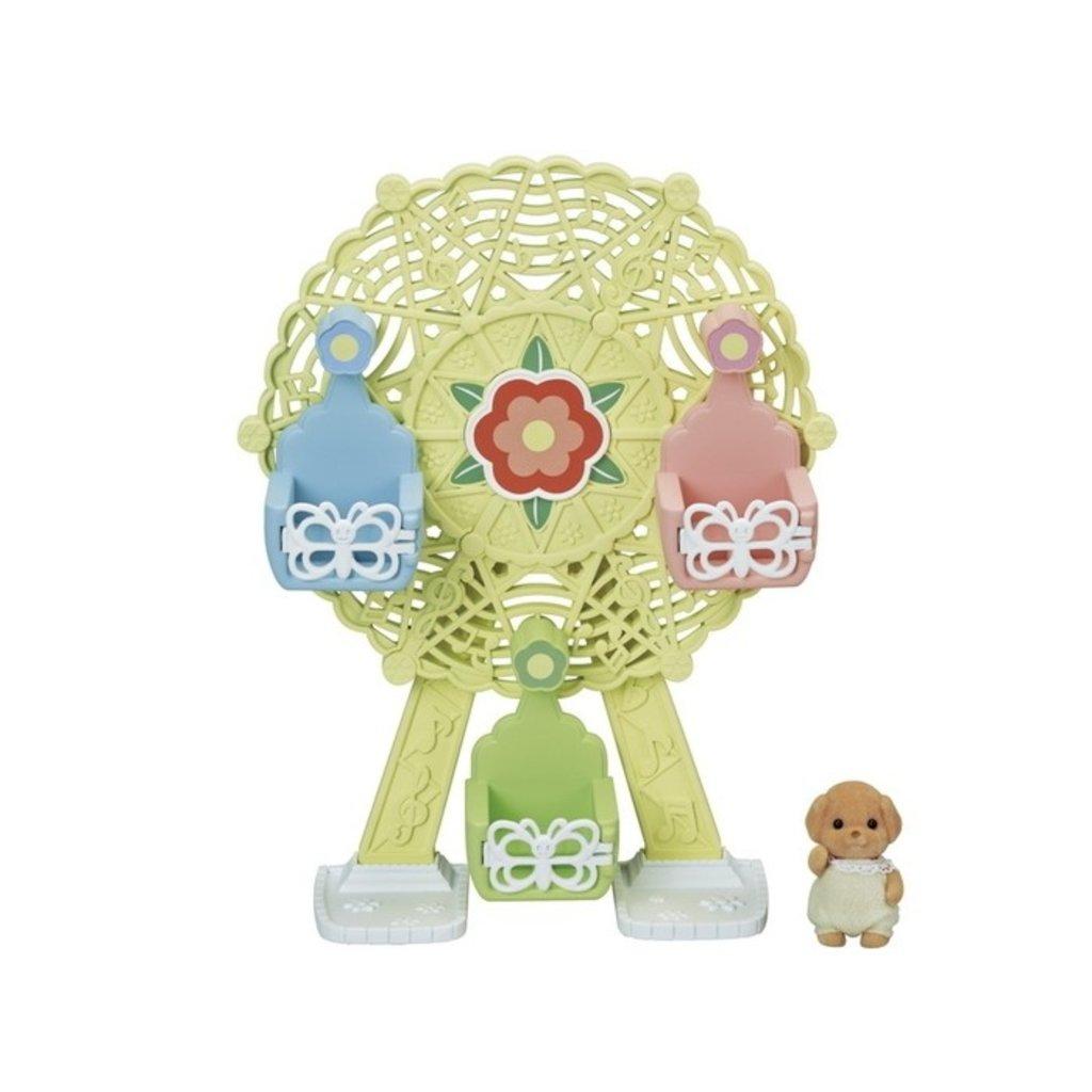 Calico Critters Grande roue pour bébés