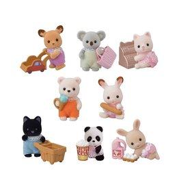 Calico Critters Baby Collectibles - Série emplettes pour bébés