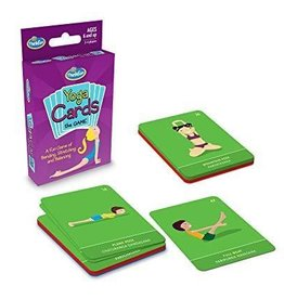 Think Fun Yoga cards The Game