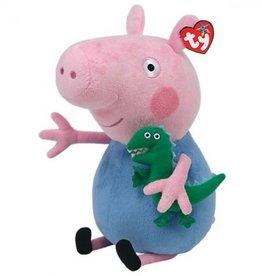 TY Peppa Pig George large
