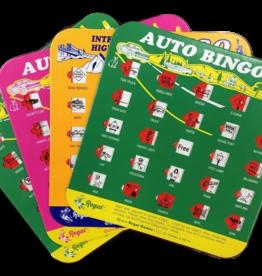 Regal Games Jeu de bingo de voyage