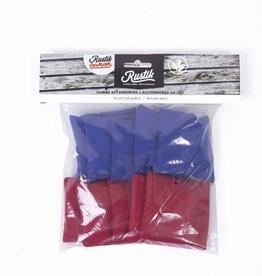 Bojeux 10 sacs de sable pour jeu de poche