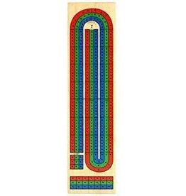 Bojeux Planche de cribbage - 3 joueurs