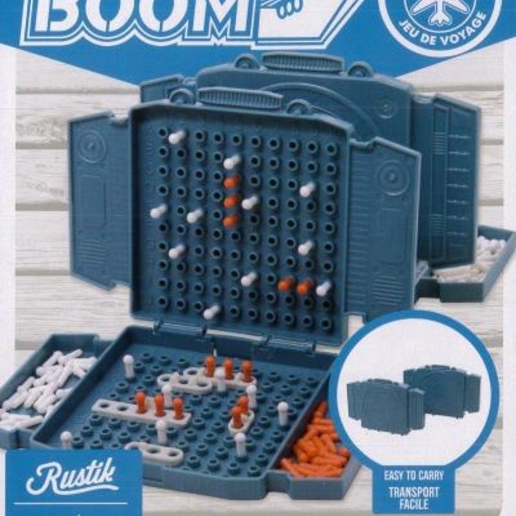 Bojeux Boom - bataille navale de voyage
