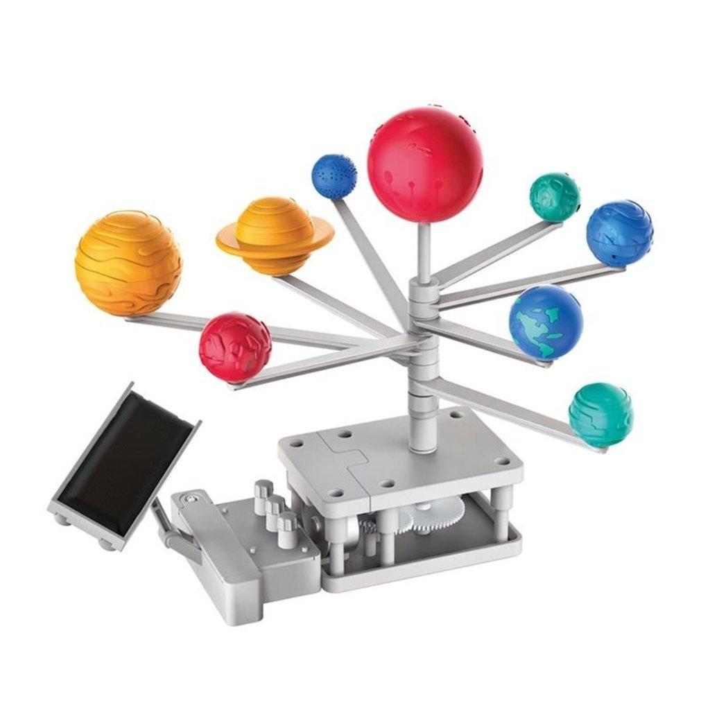 4M Ensemble de fabrication d'un système solaire motorisé