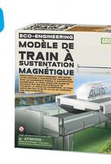 4M Modèle de train à sustentation magnétique