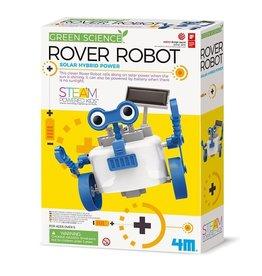 4M Robot Rover hybride à énergie solaire