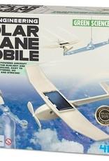 4M Mobile d'avion a énergie solaire