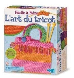 4M 4M - L'art du tricot