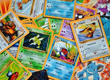 Cartes Pokemon à collectionner