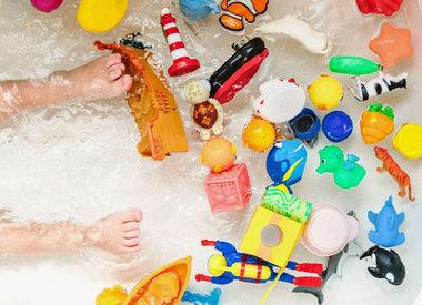 Jeux et jouets de bain