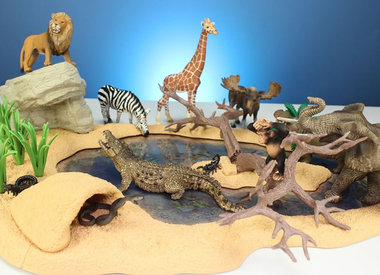 Figurines Schleich & Papo