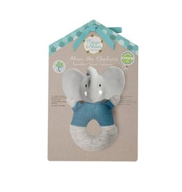 Great Pretenders Hochet de Alvin l'éléphant
