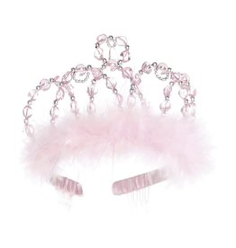 Great Pretenders Diademe  de Princesse rose&argent