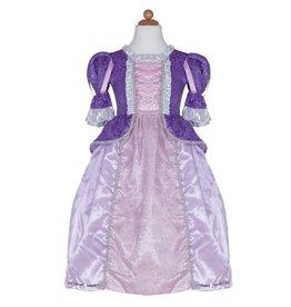 Great Pretenders Robe de princesse mauve taille 5-6