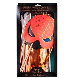 Great Pretenders Ens. d'accessoires -Super Héroes pour Photo booth