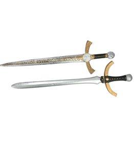 Great Pretenders Grande épée de chevalier assortie