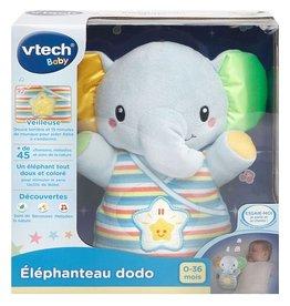 VTech Éléphanteau dodo bleu