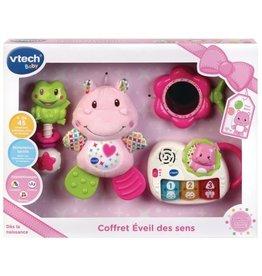 VTech Coffret naissance - Éveil des sens (Rose)
