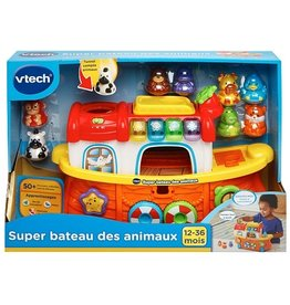 VTech Super bateau des animaux