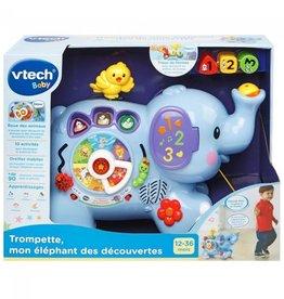 VTech Trompette, mon éléphant des découvertes
