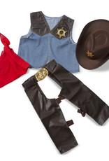 Melissa & Doug Costume-cowboy