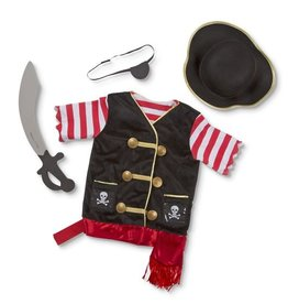 Melissa & Doug Costume-pirate