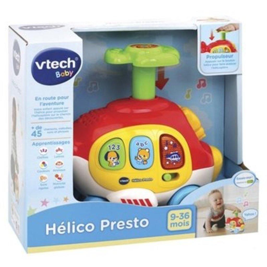 Vtech Helico Presto Ojeux