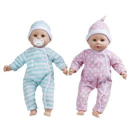Melissa & Doug Poupées bébés jumeaux