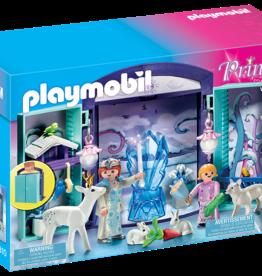 Playmobil 9310 Coffret Princesse Hiver