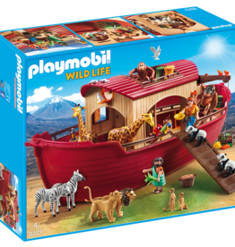 Playmobil Wildlife 9373 Arche de Noé avec animaux