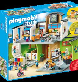 Playmobil City Life 9453 École aménagée