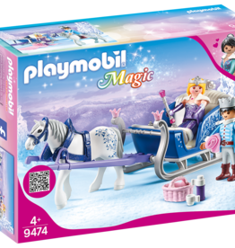 Playmobil 9474 Couple royal et calèche