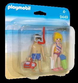 Playmobil 9449 Couple de vacanciers