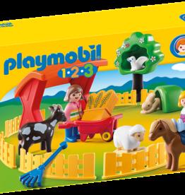 Playmobil 123 6963 Parc animalier