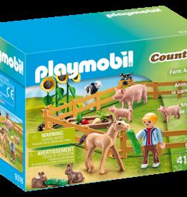 Playmobil 9316 Animaux de la ferme