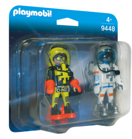 Playmobil 9448 Astronautes