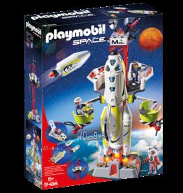 Playmobil 9488 Fusée Mars avec plateforme de lancement