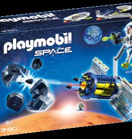 Playmobil 9490 Spationaute avec satellite et météorite
